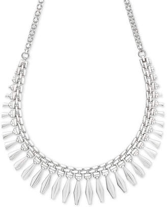 """Giani Bernini Cleopatra 18"""" Statement Necklace in Sterling Silver"""