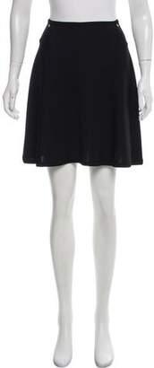Lanvin A-Line Mini Skirt