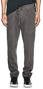 James Perse Men's Cotton Jogger Pants - Gray