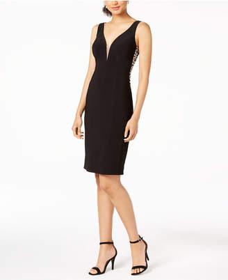 Xscape Evenings Embellished Cutout Dress, Regular & Petite Sizes