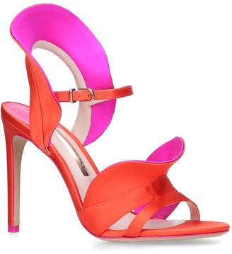 Sophia Webster Lucia Ruffle Sandals 100