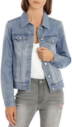 Grab Denim Jacket Bleeker