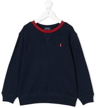 Ralph Lauren (ラルフ ローレン) - Ralph Lauren Kids ロゴ スウェットシャツ