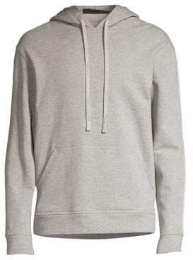 ATM Anthony Thomas Melillo Heathered French Terry Hoodie