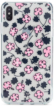 Kate Spade Jeweled Floradoodle iPhone Xs Case