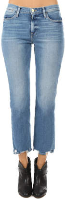 Frame Denim Le High Straight Jean