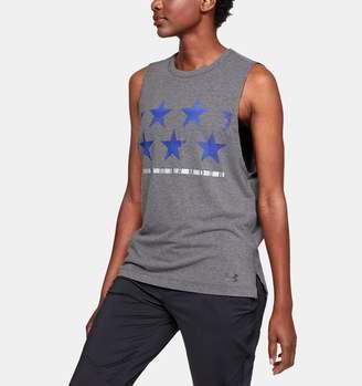 Under Armour Women's UA Stars Muscle Tank