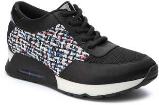 Gunmetal Leeda Sneaker - Women's