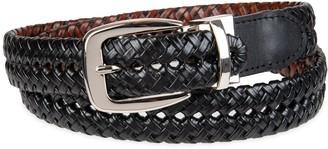 Croft & Barrow Men's Reversible Braided Belt