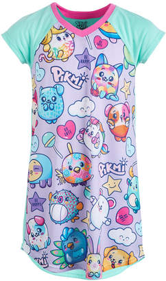 LTB Ame Little & Big Girls Pikmi Pops Nightgown