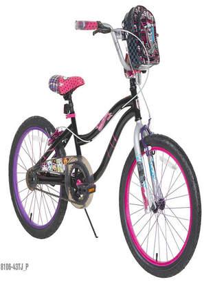 Monster High 20 Bike with Bag