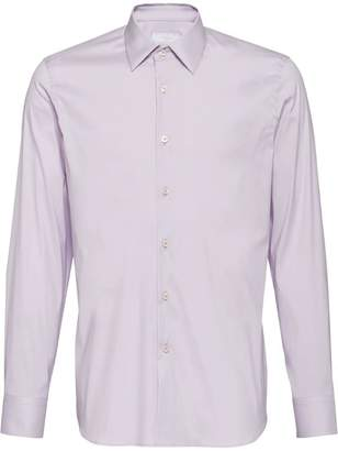 Prada Stretch cotton poplin shirt