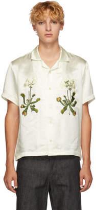 Goodfight White Venus Bowler Shirt