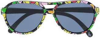 Stella McCartney Eyewear fruit print sunglasses