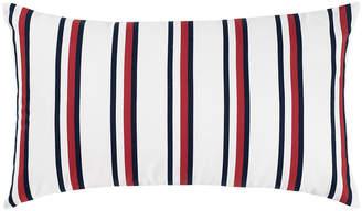 Tommy Hilfiger Printed Rugby Cushion