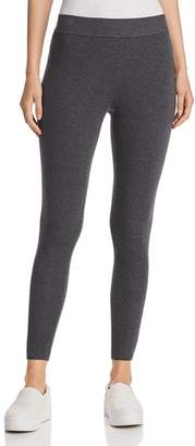 Eileen Fisher Cropped Ribbed Leggings