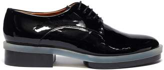 Clergerie 'Roma' patent leather Oxfords