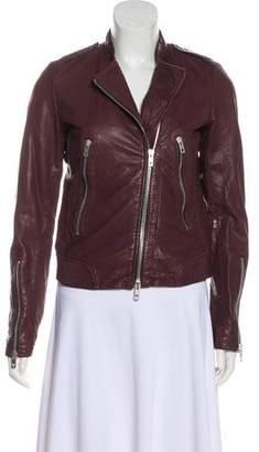 Rag & Bone Lyon Leather Jacket w/ Tags