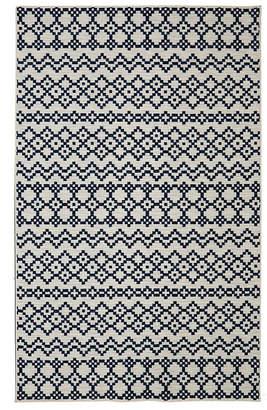 Mohawk Home Woodbridge Aztec Bands Printed Rectangular Indoor Area Rug
