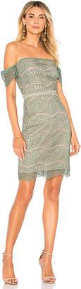 Style Stalker STYLESTALKER Alexander Mini Dress