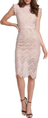 Bardot Imogen Lace Body-Con Dress