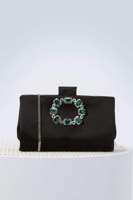 Roger Vivier Jewels crown pouche