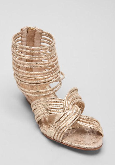 Loeffler Randall Carlie Twist Sandal