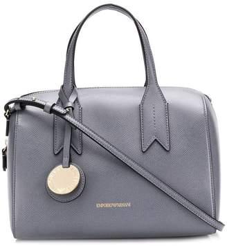 Emporio Armani structured tote bag