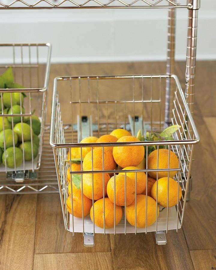 Williams-Sonoma Lock-On Baskets & Dividers