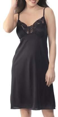 Vassarette Women's Signature Lace 22 Inch Full Slip, Style 10105