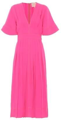 Roksanda Silk crêpe midi dress