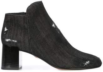 Andrea Gomez Chiara denim boots