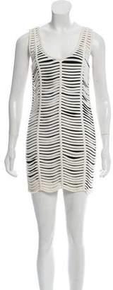 Alexander Wang Bodycon Knit Mini Dress