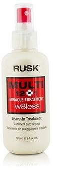 Rusk W8less Multi 12 in 1 Miracle Leave-In Treatment 180ml/6oz