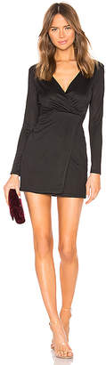 by the way. Delia Cross Front Dress