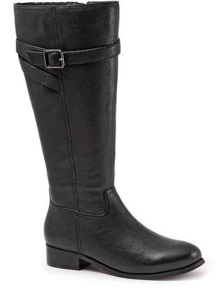 Trotters Lyra Wide Calf Riding Boot - Women's