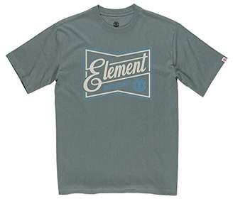 Element Men's Bridge Regular Fit Short Sleeve T-Shirt