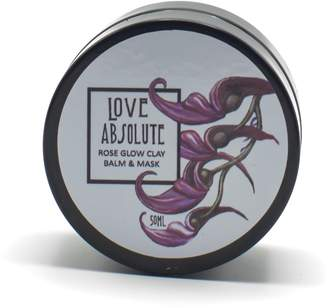 Love Absolute Skincare - Rose Glow Clay Mask & Balm 50 ml