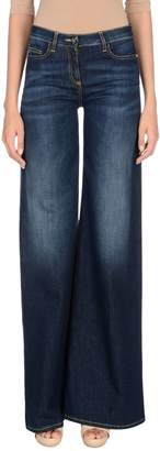 Elisabetta Franchi Denim pants - Item 42646976NP