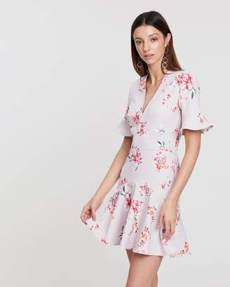Lover Blossom V Flip Dress