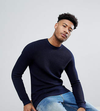 Ted Baker T For Tall knitted crew neck sweater