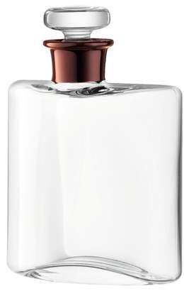 LSA International Copper Neck Decanter Flask
