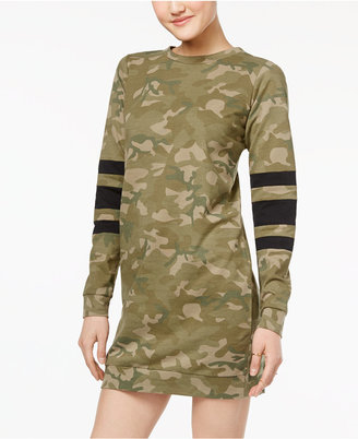 Fire Juniors' Sweatshirt Dress $39 thestylecure.com