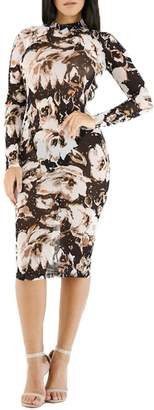 Good Works Bodycon Mesh Dress