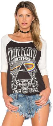 Lauren Moshi Maglan Pink Floyd Concert Raglan $132 thestylecure.com