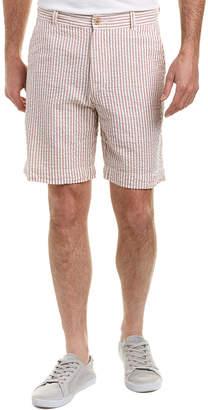Vintage 1946 Seersucker Short