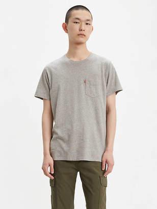 Levi's Sunset Pocket Tee Shirt T-Shirt