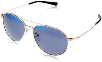 Police Sunglasses S8953V Rival 2 Aviator Sunglasses