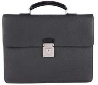 Louis Vuitton Taiga Laguito Briefcase