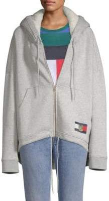 Tommy Hilfiger Tommy United Fleece Logo Hoodie